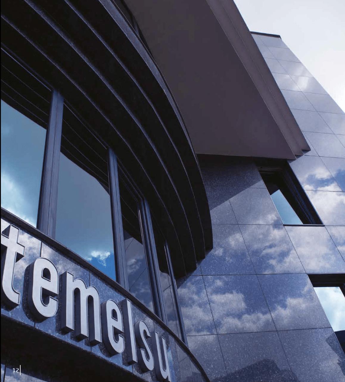 Temelsu Uluslararası Mühendislik